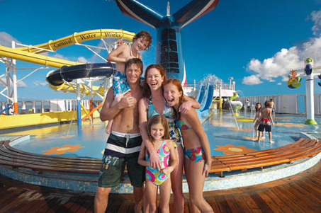 Have amazing Cruise vacation with your family