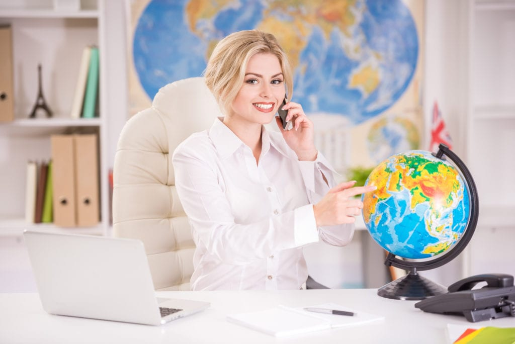 Services of a professional cruise travel agent