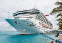 The carnival cruise information