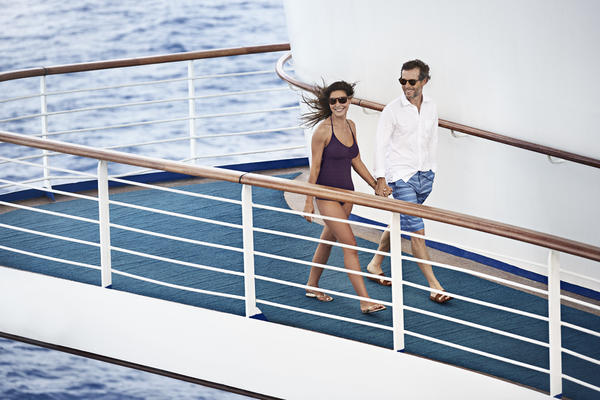 Why honeymoon cruise vacation is perfect