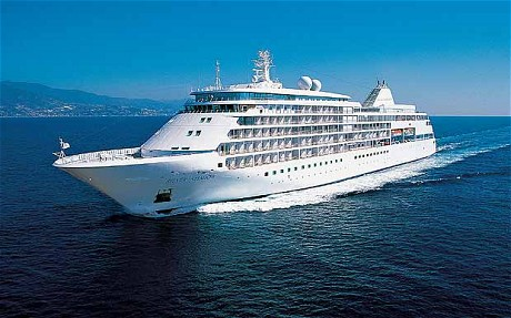cruise holidays on a small ship