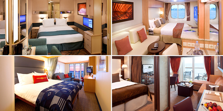 stateroom you can book on Carnival cruise