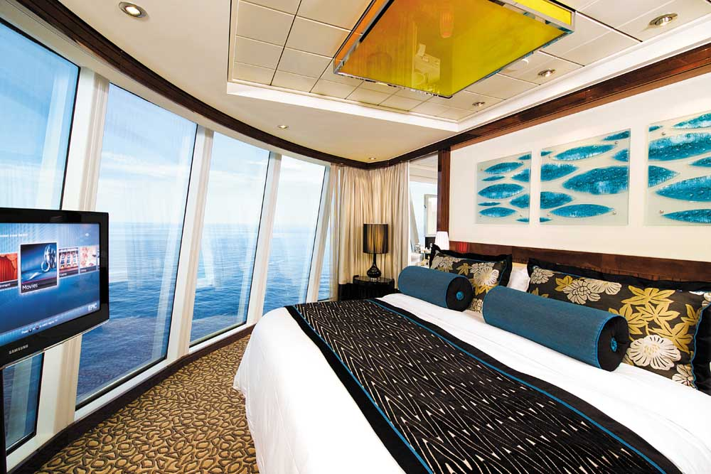 staterooms on cruise